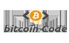 Bitcoin Code logo - litecoinkoers.nl